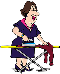 Isle of Wight Ironing Services